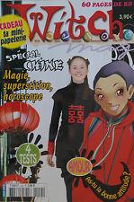 Witch Mag n°152- 2008 : Histoire BD : Photos de vacances