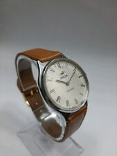 ENICAR STARJEWELS incablock swiss made vintage watch.17 jewels.