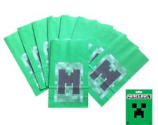 Party Bags with Official Minecraft Sticker! 10 Pack