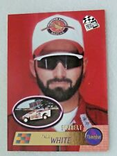 PAUL WHITE  - 1995 SUNBELT REGION CHAMP - MODIFIED  -1996 PRESS PASS CARD #106