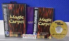 Electronic Arts Magic Carpet - SEGA Saturn Spiel USK 6