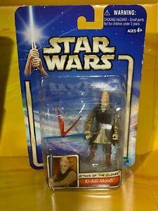Star Wars - Attack of the Clones - Ki-Adi Mundi (Jedi Master)