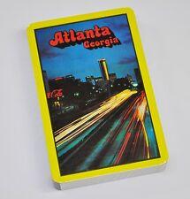 COCA COLA COKE cartes à jouer USA ATLANTA Pont Jeu de cartes 1970