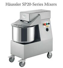 Haussler Sp-20 Dough Mixer Top Of The Line For Serious Homebaker Or Commercial