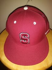 designer fashion 37ace 0808e Stanford Cardinal Cap Nike True Wool Hat NCAA Red College V. CRIMSON Adult  7 3