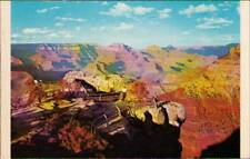 (zxv) Postcard: Grand Canyon National Park