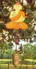 Divine bouddha bell vent carillon mobile boho hippie festival dreads jardin yoga