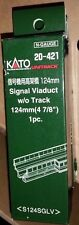 Kato N 20-421 Signal Viaduct (w/out track) 124mm S124SGLV  NIP