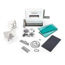 Sizzix Sidekick (Bianco e Grigio) Matrice Macchina & Kit di Partenza 661770