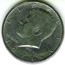 1971 P Kennedy Half Dollar AU Roll (20 Coins)