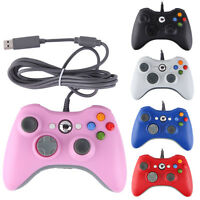 USB Wired/Wireless Controller For Microsoft Xbox360 Console&Windows PC Computer