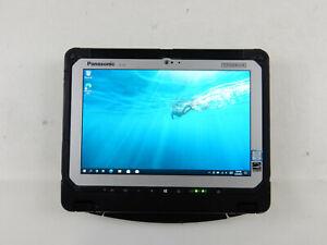 "Panasonic 10.1"" Toughbook CF-20 CORE M5-6Y57 1.10GHz 16GB 128GB SSD HDMI Webcam"