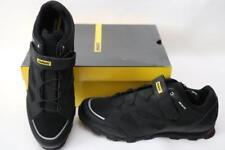 New Mavic Men's XA Elite MTB Black Cycling Mountain Bike Shoes 43 1/3 9.5 2-Bolt