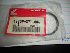 NOS Honda OEM Piston Seal CB400 75-79 CB750 CB900 CBR600 GL1000 43209-371-006