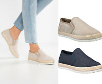 Womens Timberland Slip On Shoes Elvissa Sea Espadrilles Sneakers NEW