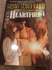 Tales of Alvin Maker: Heartfire No. 5: Orson Scott Card (1998, Hardcover) Signed