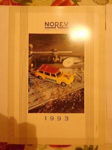 grand  catalogue   NOREV 1993