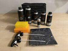 Genuine Audi Car Care Cleaning Kit with Bag A3 A4 A5 A6 A7 TT Q2 Q3 Q5 Q7