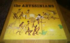 ABYSSINIANS Forward On To Zion VINYL LP Album Record 1977 GETL100 VG-VG