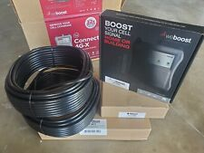 NEW weBoost Connect 4G-X Cell Phone Signal Booster   Up to 7,500 sq ft   471104