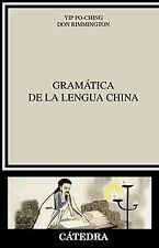 GRAMATICA DE LA LENGUA CHINA.(LINGUISTICA). ENVÍO URGENTE (ESPAÑA)
