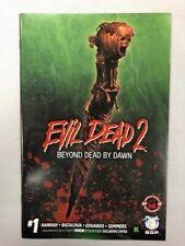 Evil Dead 2: Beyond Dead By Dawn #1 Kickstarter Exclusive Cover
