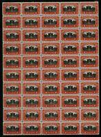 Austria 1919 Parliament Building 2k black and red sg356 2½k bistre sg357  Stamps