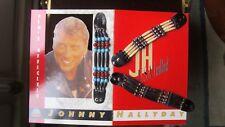 Bracelets et colliers en os JOHNNY HALLYDAY-WESTERN PASSION -