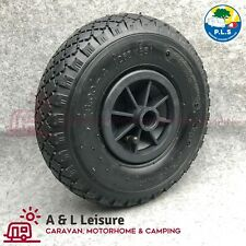 Pneumatic Spare Wheel & Tyre - Suitable for 48mm Jockey Assembly Caravan   BJ705