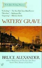 Sir John Fielding: Watery Grave by Bruce Alexander (1997, Paperback)