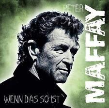 Deutsche CDs vom RCA-Peter Maffay's Musik-CD