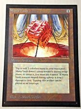 UNPLAYED Mint Mana Vault Collector's Edition CE alpha beta Magic Gathering MtG