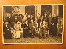 1940 Foto AK orig. signiert Kaiserin Hermine / Haus Doorn Kaiser Wilhelm II.