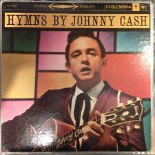 Johnny Cash - Hymns By LP Vinyl COLUMBIA 6 EYE LABEL RARE Stereo CS 8125
