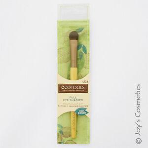 "1 ECOTOOLS Makeup Brush - Full Eye Shadow Brush ""ET-1203""   *Joy's cosmetics*"