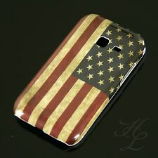 Samsung Galaxy Ace Duos S6802 Hard Case Handy Hülle Cover Etui Flagge USA