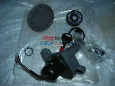 KIT SERRATURE QUADRO BLOCCASTERZO COMPLETE ORIGINALI YAMAHA AEROX 2000 2001 2002