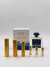 Roja Parfums OCEANIA 2ml 5ml 10ml Eau de Parfum samples NICHE LUXE FREE SHP