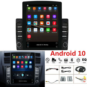 9.7 Inch Android 10 Double 2Din Car Stereo Radio GPS Wifi Touch Screen FM Player