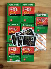 Fujifilm FP-100 C Silk Instant Film