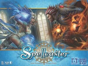 Spellcaster Board Game *NEW* **FAST SHIP**
