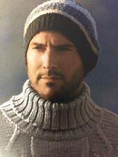 Mens Striped Hat Knitting Pattern