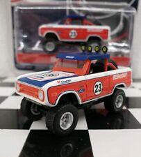1:64 GreenLight *RUNNING ON EMPTY R5* BFGoodrich 1966 Ford BRONCO BAJA 4x4 NIP