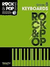 TRINITY ROCK & POP EXAMS Keyboards Grade 8 + CD