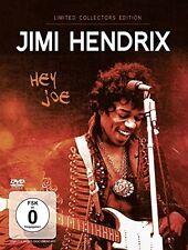 JIMI HENDRIX - HEY JOE/THE MUSIC STORY   DVD NEU