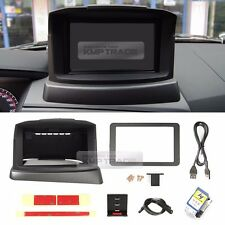 "7"" GPS Dash Center Fascia Integrated Trim for SSANGYONG 2014-2016 Actyon Sports"