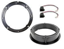 """VW Volkswagen Bora Front Door Speaker Adaptor Rings Spacers Kit 165mm 6.5"""""""