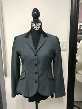 Teal Green Hunter jacket-size 6 Petite
