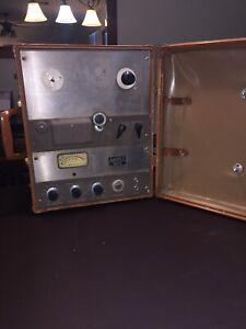 Ampex 601 Tape Recorder