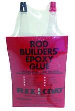 Flex Coat 32 OZ Rod Building Epoxy Glue G32 -Free Shipping